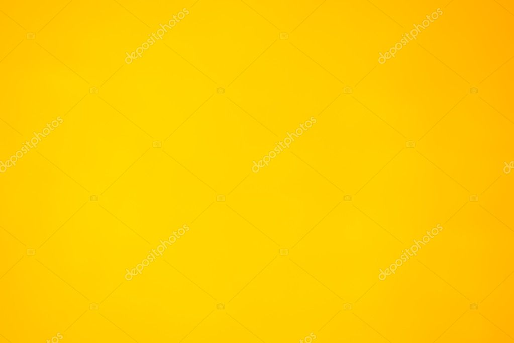 Plain yellow background  Stock Photo #6149139