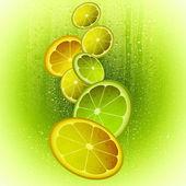 Mélange de citron — Photo