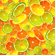 CITRON BACKGROUND — Stock Photo