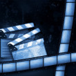 CINEMA BACKGROUND — Stock Photo #5706625