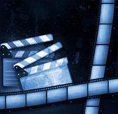 CINEMA BACKGROUND — Stock Photo