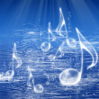 SEA Background Music — Stock Photo #5749111