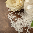Bath salt - Stock Photo