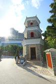 Szlak dziedzictwa shan ping w hong kongu — Zdjęcie stockowe