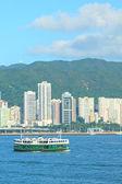 Star ferry à hong kong — Photo