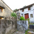Stock Photo: Rural houses in Hong Kong village