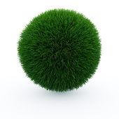 Grass Ball — Stock Photo