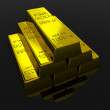 Gold Bars — Stock Photo #5626517