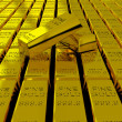 Gold Bars — Stock Photo #5626526