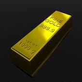 Gold Bar — Fotografia Stock
