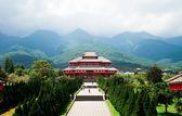 Chinese Shrine — Stock Photo