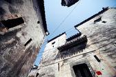 čína starobylé budovy — Stock fotografie