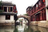 Suzhou Canal — Stock Photo
