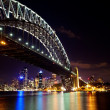 Stock Photo: Sydney Harbor Bridge