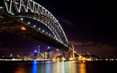 Sydney Harbor Bridge — 图库照片
