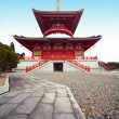 Stock Photo: Japan Temple