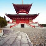 Japan Temple — Stock Photo
