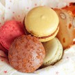 Yummy Macaroon - Stock Photo