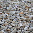 Stock Photo: Smooth beach stones