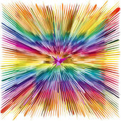 Color explosion 2 — Stock Photo