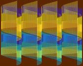 Decorative texture with pattern — Stok fotoğraf
