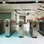 Subway in Hong-Kong — Stock Photo #5662378