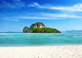 Poda island in Thailand — Stock Photo