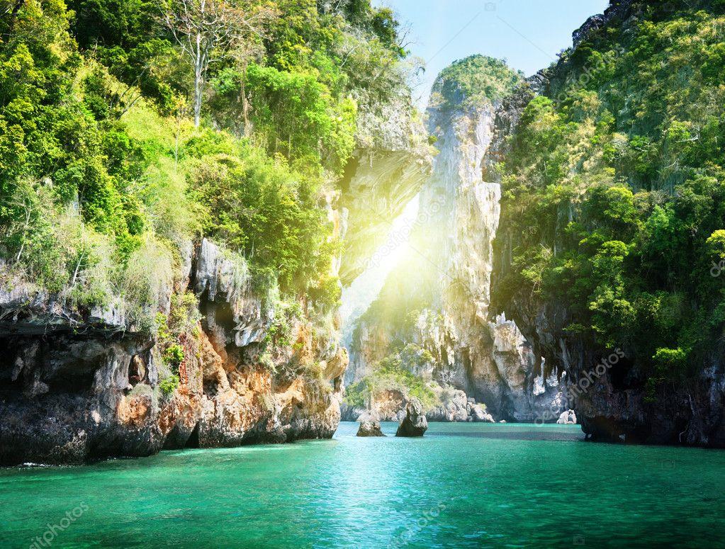 ¿Qué Hay De Mí? Capítulo168 Depositphotos_6383556-Railay-beach-in-Krabi-Thailand