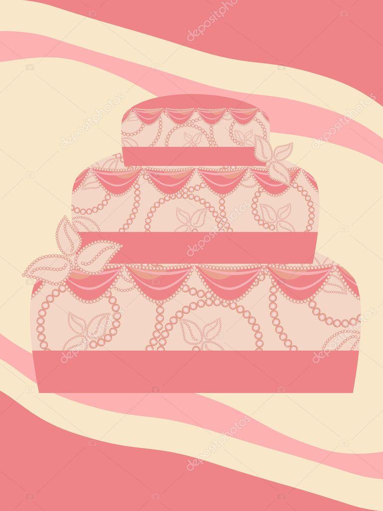 Livello capriccioso Wedding Cake
