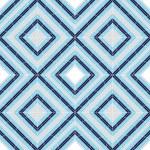 Seamless square ceramic background — Stock Vector #5488335