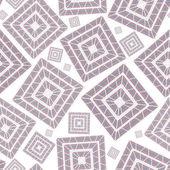 Seamless square ceramic background — Stock Vector
