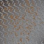 Metal rusty texture. — Stock Vector