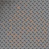 Textura del metal oxidado. — Vector de stock