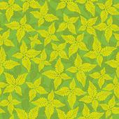 Floral vintage design — Stock Vector
