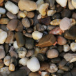 Sea pebbles - Stock Photo