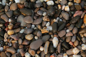 Different sea pebbles — Stock Photo