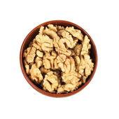 Walnut kernel — Stock Photo