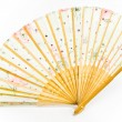 China hand fan — Stock Photo
