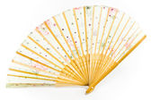 China hand fan — Stockfoto