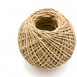 Stock Photo: Clew of rope