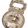 Bottle opener with portrait of Napoleon - Stok fotoğraf