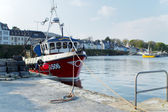 Roundstone harbour — Stock Photo