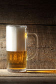 Mug beer — Stock Photo
