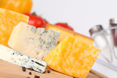 Cheese close-up — Stock Photo