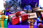 Gifts isolated — Stock Photo