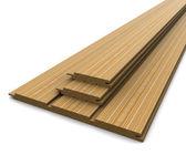 白い背景の上の選択の木製ボード — ストック写真