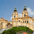 Stock Photo: Abbey in Lower Austria