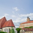 Abbey and Church of Melk — Stock Photo #5386295