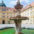 Baroque Fountain — Stock Photo