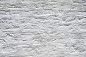 Texture of a white plastered Wall — Stock Photo